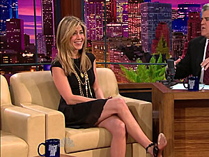 Jennifer Aniston vid