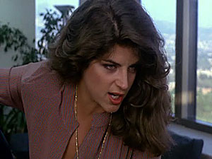 Kirstie Alley vid
